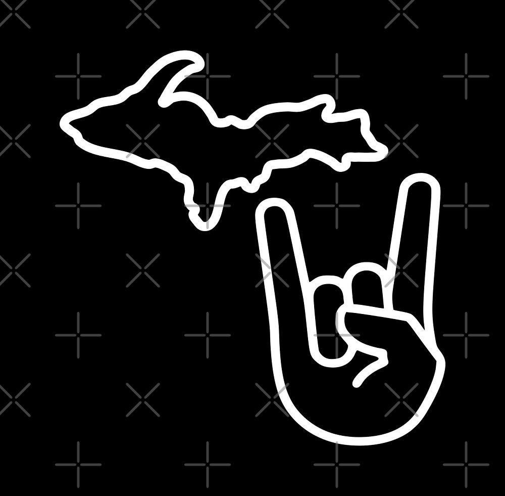 Rock Out Michigan! by thedline