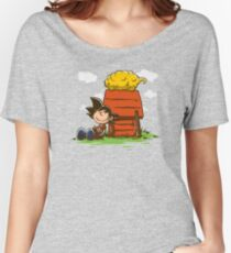 Peanuts Z Women's Relaxed Fit T-Shirt