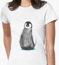 Penguin  Women's Fitted T-Shirt