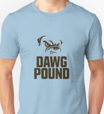 Cleveland Browns Dawg Pound Slim Fit T-Shirt
