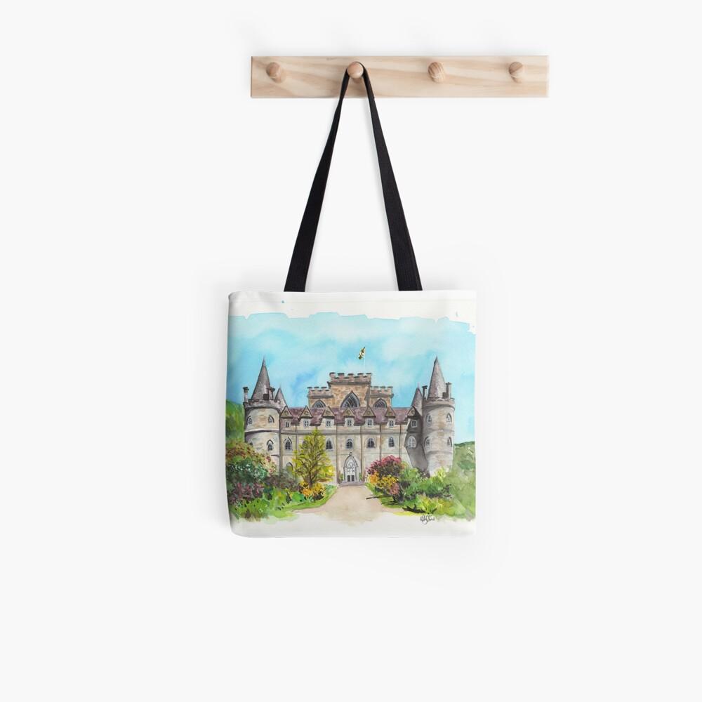Castillo de Inveraray Bolsa de tela