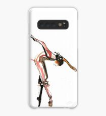 Ballet Dance Drawing Case/Skin for Samsung Galaxy