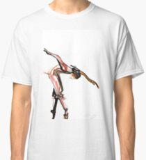 Ballet Dance Drawing Classic T-Shirt