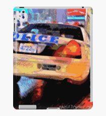 NEW YORK COPS iPad Case/Skin