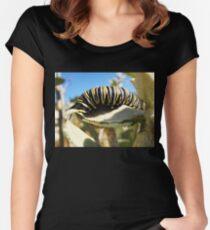 Caterpillar Women's Fitted Scoop T-Shirt