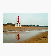 Burnham Lighthouse Photographic Print
