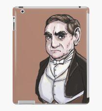 Ce bon vieux grognon de Charles Carson iPad Case/Skin
