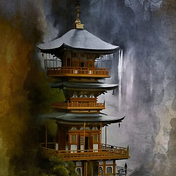 Japanese Temple. by andy551
