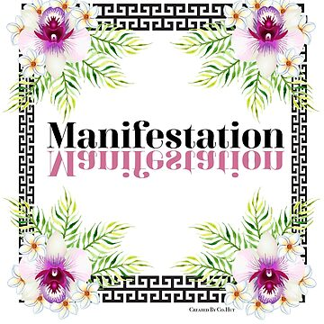Manifestation  - Self Love Club Collection by CoHut