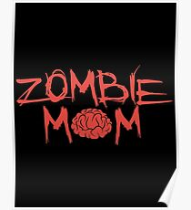 Zombie Mom Poster