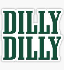 Philadelphia Eagles Dilly Dilly Sticker