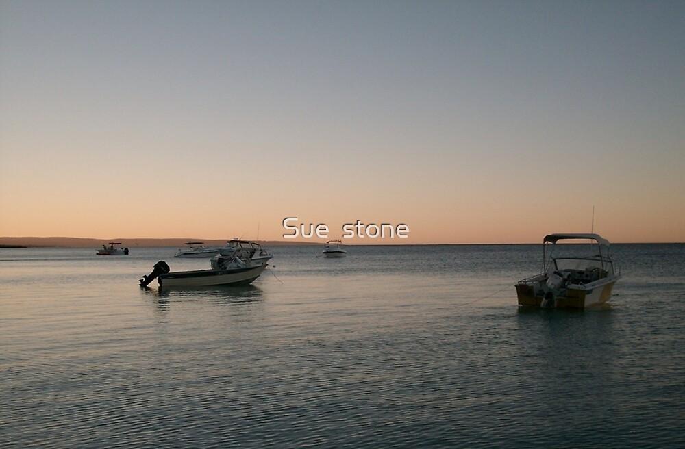 Peace & Quiet by Sue  stone