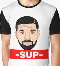 SUP- Mannerly 6 World I Phone Graphic Design Graphic T-Shirt
