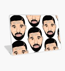 6 MAN I PHONE DESIGN- It's Too LATE The 6 Aint Friendly I Phone Graphic Design Laptop Skin
