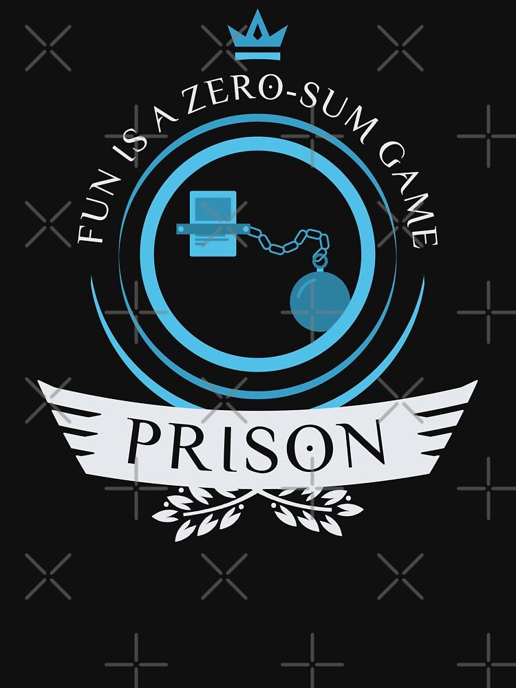 Prison Life V2 by Jbui555