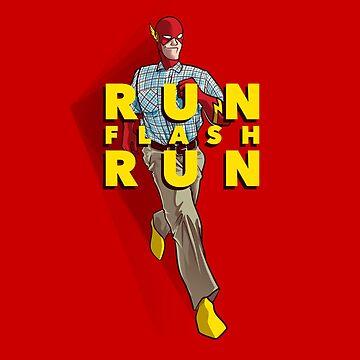 Run Forrest Run! by AlbertoArni