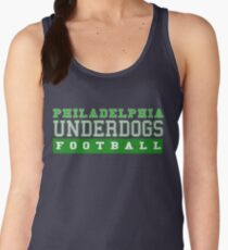 Philadelphia Underdogs Football T-Shirt Women's Tank Top