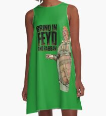 Bring in FEYD and Rabban! A-Line Dress