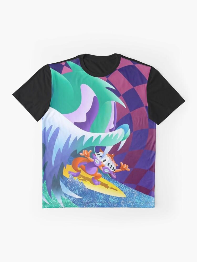 Alternative Ansicht von Herzlichen Glückwunsch - MGMT Grafik T-Shirt