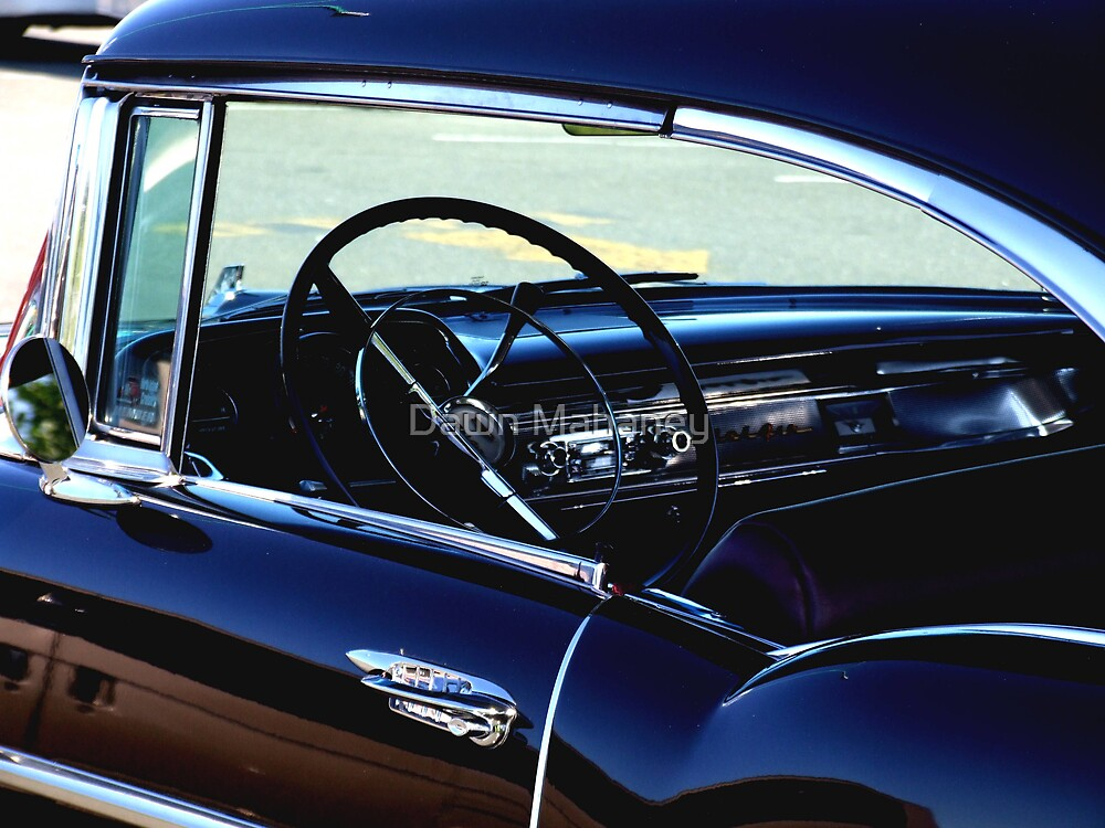 BelAir Steering by Dawn Mahaney