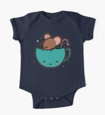 Teacup Mouse One Piece - Short Sleeve