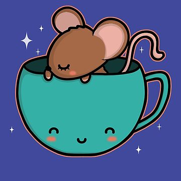 Teacup Mouse by perdita00