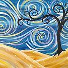 Windy Tree by Melissa Fryer