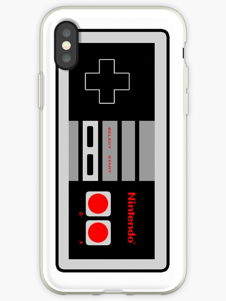 hot sale online b7cb4 3f554 'NES Controller Phone Case' iPhone Case by Linnyy