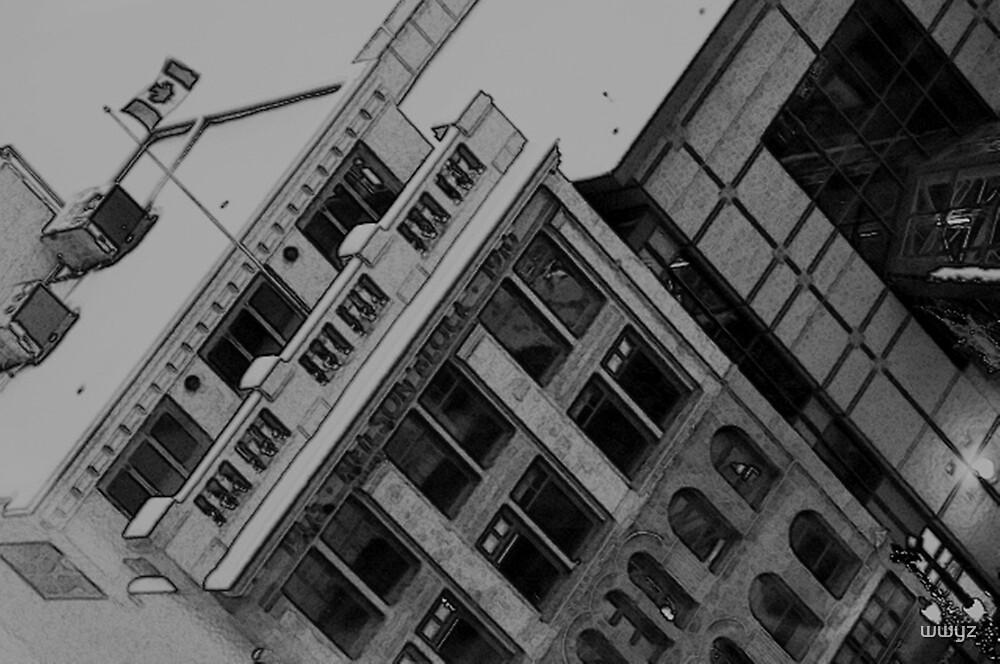 Downtown by wwyz