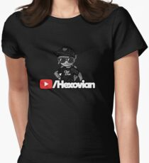 Shameless Plug Women's Fitted T-Shirt