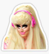 Trixie Mattel - Barbie look Sticker