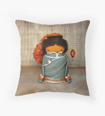 CHUNKIE China Throw Pillow