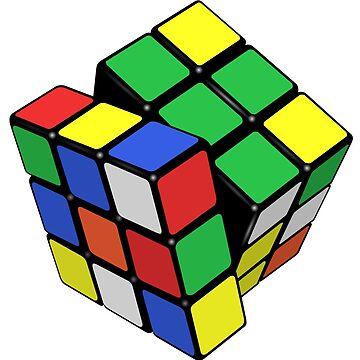 Rubik's Cube by Misterfreaks
