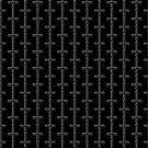 Upside down Cross Crucifix by djhypnotixx