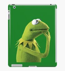 Kermit The Frog (The Muppets) iPad Case/Skin