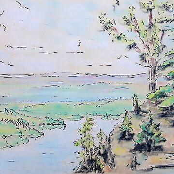 Shenandoah by DaveMartsolf