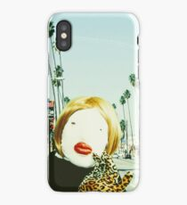 Pin Up On The Strip iPhone Case