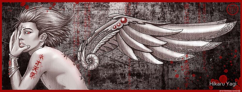 ::Dark_NEO_Angel:: by Hikaru Yagi