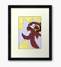 The original pheonix / An original pheonix Framed Print