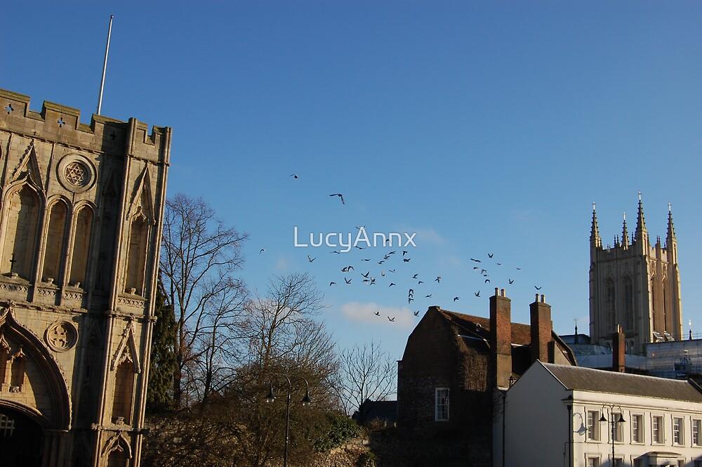 Bury St Edmunds by LucyAnnx