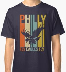 Philadelphia Fly Eagles Fly Philly Football  Classic T-Shirt