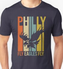 f03faff88d6 Philadelphia Fly Eagles Fly Philly Football Slim Fit T-Shirt