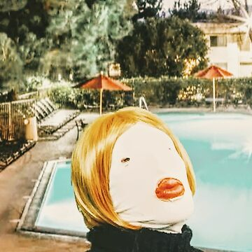 Poolside In LA by CharliMonroe