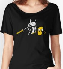 Adventure Time Fiction Women's Relaxed Fit T-Shirt