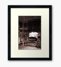 Gordon Manor Framed Print