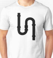 Pipe plumber Unisex T-Shirt