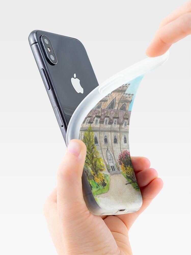 Vista alternativa de Funda y vinilo para iPhone Castillo de Inveraray