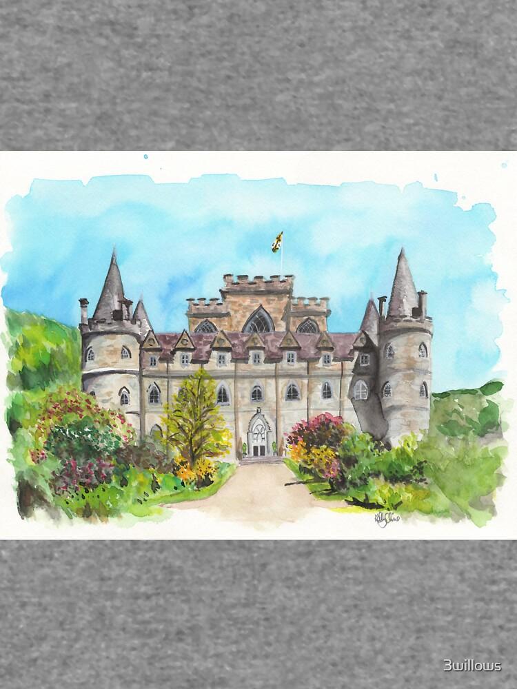 Castillo de Inveraray de 3willows