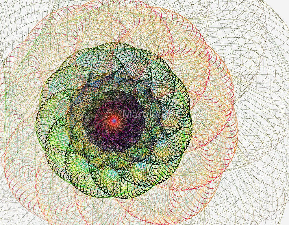 Spiral Dance by Martilena