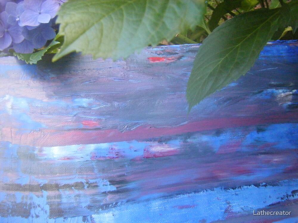 Dripping Magnolias by Lathecreator